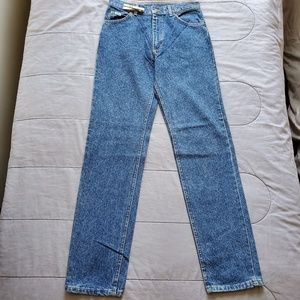 VTG 90S LEE STORM RIDER MADE IN USA JEANS